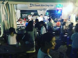 Last chance to get your Pho @ Pho Thanh Nien! We're almost sold out!! Come and support our charity cause! LAST CHANCE!! FINAL CALL!! - Pho (Beef Noodle Soup) - Bun Dac Biet (Special Vermicelli Noodles) - Hot Vit Lon (Duck - Vietnamese Ice Coffee - Che Trai Cay (Fruit combination desert) Come or be disappointed!! 😃 #SydTet17 #HCT2017 #thanhnieninsta