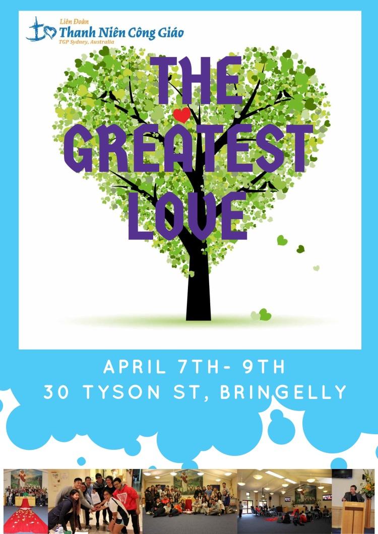 Retreat 70 - The Greatest Love
